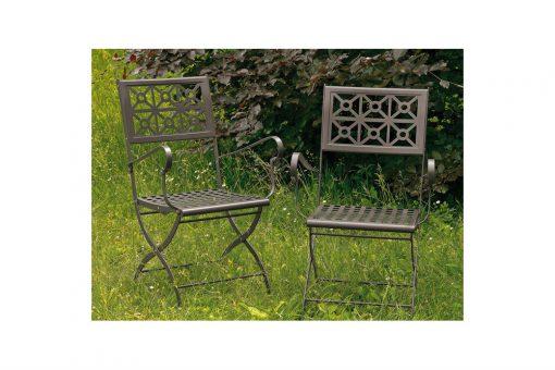 Isotta folding armchair