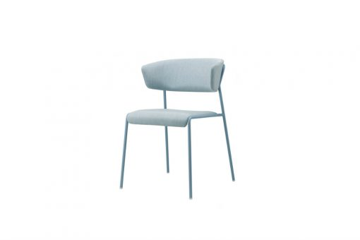 Lisa waterproof chair with armrests