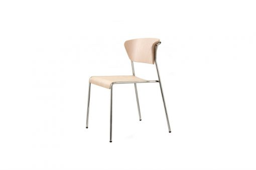 Lisa wood chair