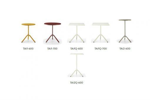 TA table