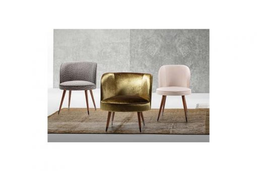 Candy dining lounge arm chair