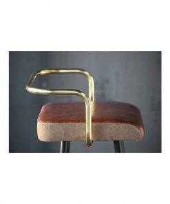 Armrest-B stool