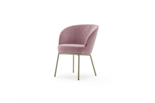 Rose armchair