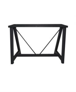 Table base bar A frame