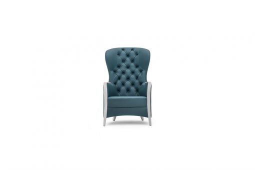Euforia high back low lounge chair