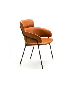 Strike XL armchair