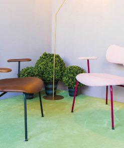 Nod lounge chair