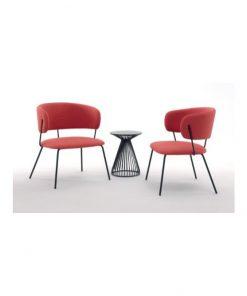 Nikita arm and lounge chair