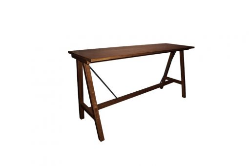 A frame table and base