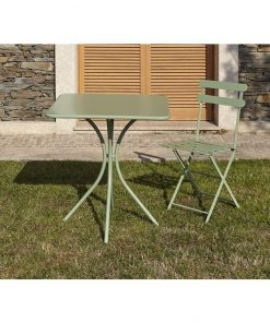 Art.591 square outdoor table