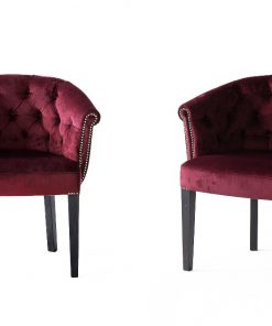 Scarlet dining chair