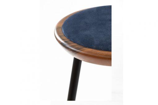 Drop four bar stool