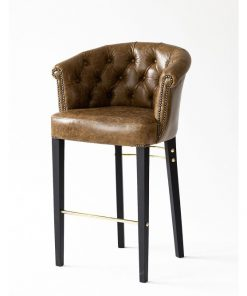 Scarlet bar stool