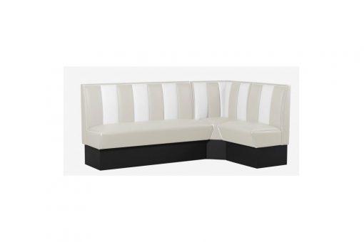 L shaped combination sofa