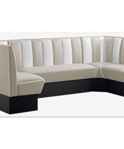 U shaped combination sofa