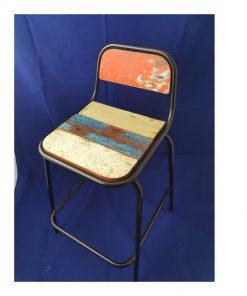 Boatwood stool