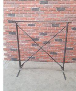 Iron bar base