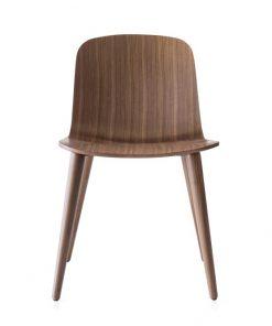 BACCO Wood chair