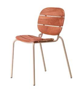 Si-si wood chair